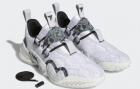 """adidas Trae Young 1 """"Snakeskin"""" 11 月 19 日发售"""