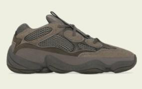 "adidas Yeezy 500 ""Clay Brown"" 官方照片"