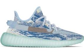 "adidas Yeezy Boost 350 V2 ""MX Blue"" 2022 年发售"