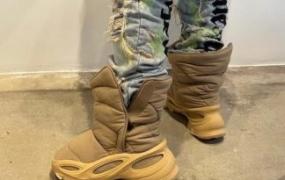 "adidas Yeezy NSTLD ""Khaki"" 11 月发售"