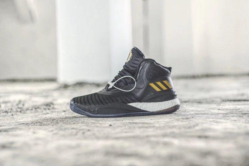 高帮篮球鞋, 阿迪达斯罗斯系列, 篮球鞋, 篮球战靴, Rose 8, Rose, Boost, Adidas篮球运动鞋