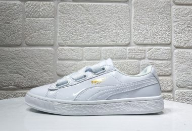 彪马Puma Basket Heart蝴蝶结专利板鞋 女鞋