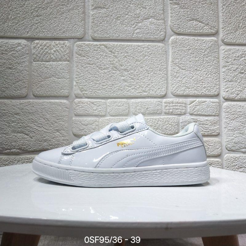 板鞋, 女鞋, PUMABasket Heart, Puma, Basket