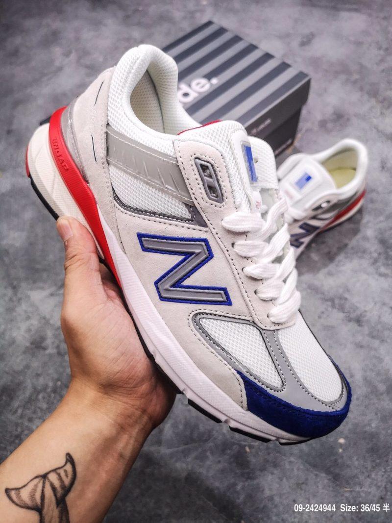 新百伦990系列, New Balance 990 v5, New Balance, Ndurance, NB990, Dad Shoe, ABZORB, 990 v5