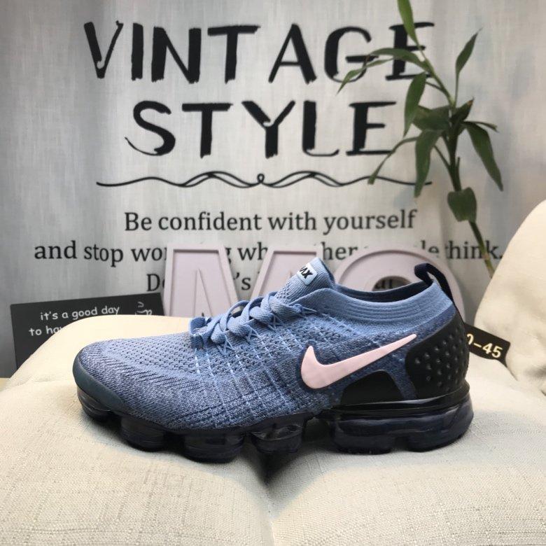 19093924437 - 跑步鞋, 耐克跑鞋, 全掌气垫跑步鞋, 中性跑鞋, VaporMax Flyknit, Greenhorn, Flyknit, Air VaporMax Flyknit 2