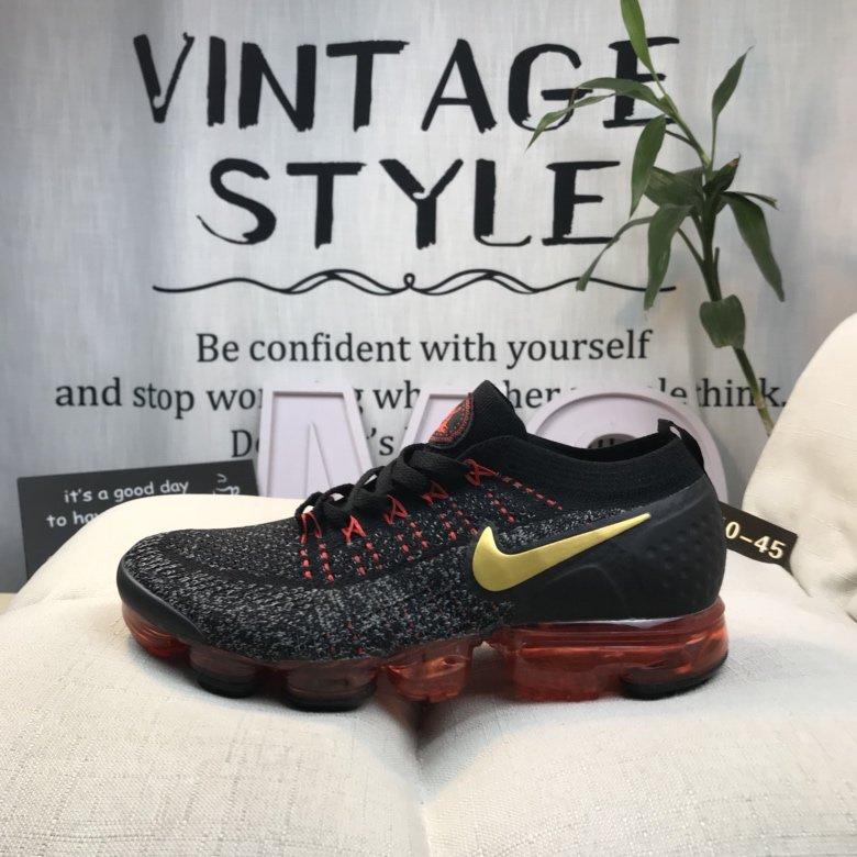 19093925734 - 跑步鞋, 耐克跑鞋, 全掌气垫跑步鞋, 中性跑鞋, VaporMax Flyknit, Greenhorn, Flyknit, Air VaporMax Flyknit 2