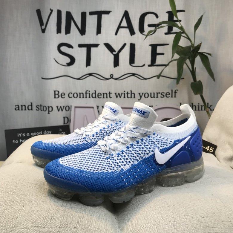 19093927541 - 跑步鞋, 耐克跑鞋, 全掌气垫跑步鞋, 中性跑鞋, VaporMax Flyknit, Greenhorn, Flyknit, Air VaporMax Flyknit 2