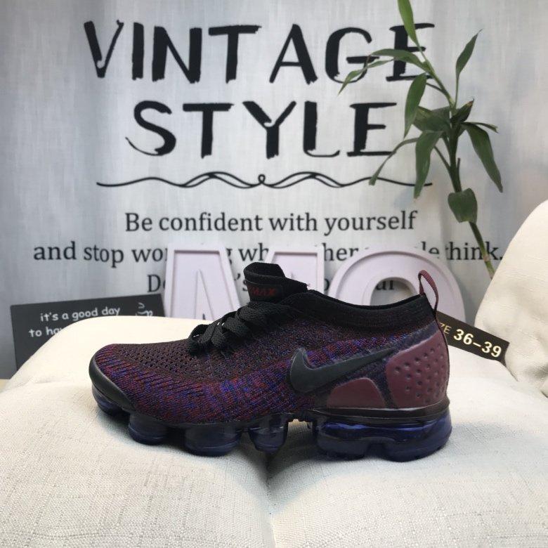 19093928296 - 跑步鞋, 耐克跑鞋, 全掌气垫跑步鞋, 中性跑鞋, VaporMax Flyknit, Greenhorn, Flyknit, Air VaporMax Flyknit 2
