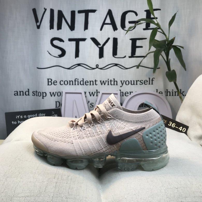 19093929588 - 跑步鞋, 耐克跑鞋, 全掌气垫跑步鞋, 中性跑鞋, VaporMax Flyknit, Greenhorn, Flyknit, Air VaporMax Flyknit 2