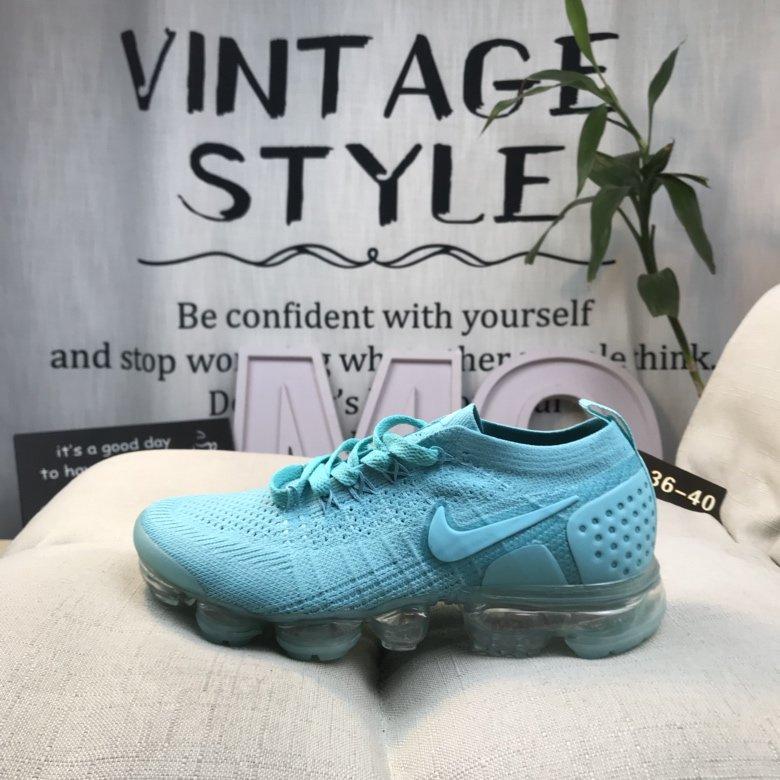 19093930230 - 跑步鞋, 耐克跑鞋, 全掌气垫跑步鞋, 中性跑鞋, VaporMax Flyknit, Greenhorn, Flyknit, Air VaporMax Flyknit 2