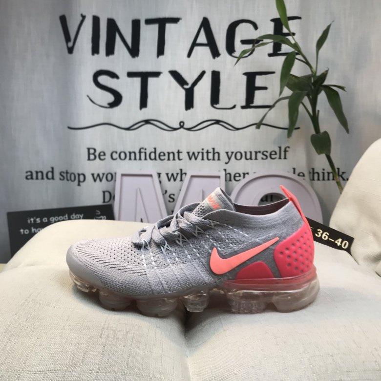 19093930513 - 跑步鞋, 耐克跑鞋, 全掌气垫跑步鞋, 中性跑鞋, VaporMax Flyknit, Greenhorn, Flyknit, Air VaporMax Flyknit 2