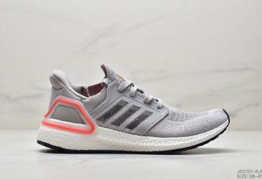阿迪达斯 UltraBoost 19 爆米花六代Ub 6.0跑鞋