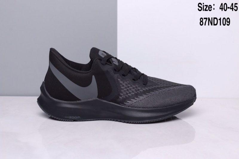 跑鞋, 耐克跑鞋, 耐克登月系列, Winflo 6, Phylon, Air Zoom