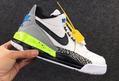 乔丹Air Jordan Legacy 312 AJ312篮球鞋(低帮)