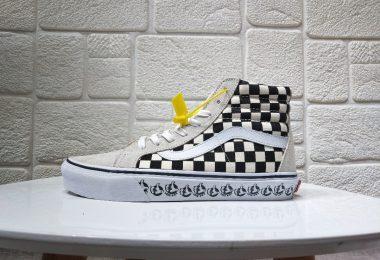 24034357862 380x260 - 高帮板鞋, 万斯板鞋, 万斯SK8系列, Vans SK8-Hi, Vans, Sk8-Hi, Blur Check SK8-Hi