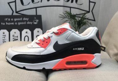 耐克Air Max 90半掌气垫男女跑步鞋