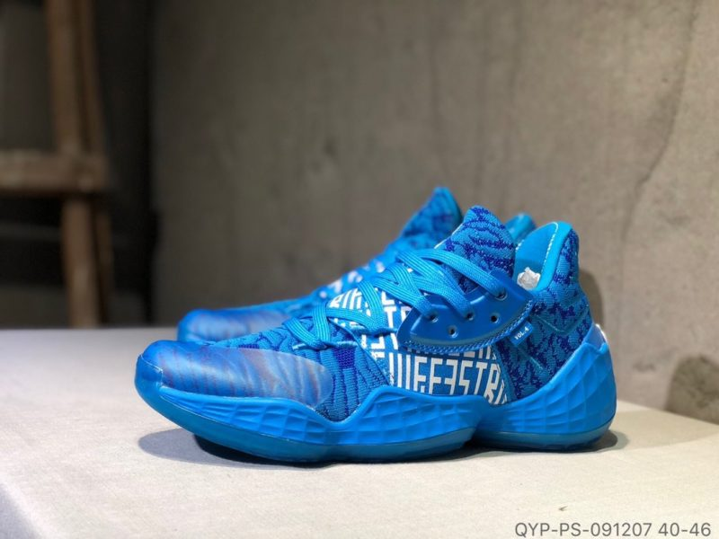 篮球鞋战靴, 篮球鞋, James Harden, Harden Vol.4, Harden, Adidas篮球鞋