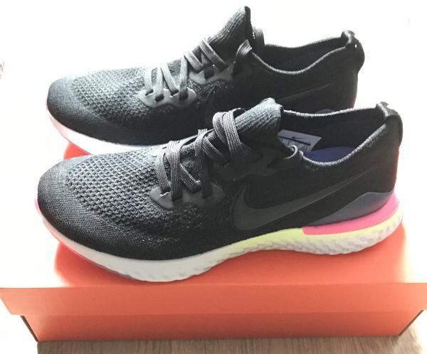 瑞亚二代跑鞋, React Flyknit 2, Nike Epic React Flyknit 2, Flyknit
