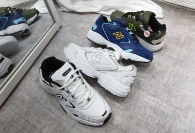 New Balance/NB452 新百伦男女复古厚底老爹鞋