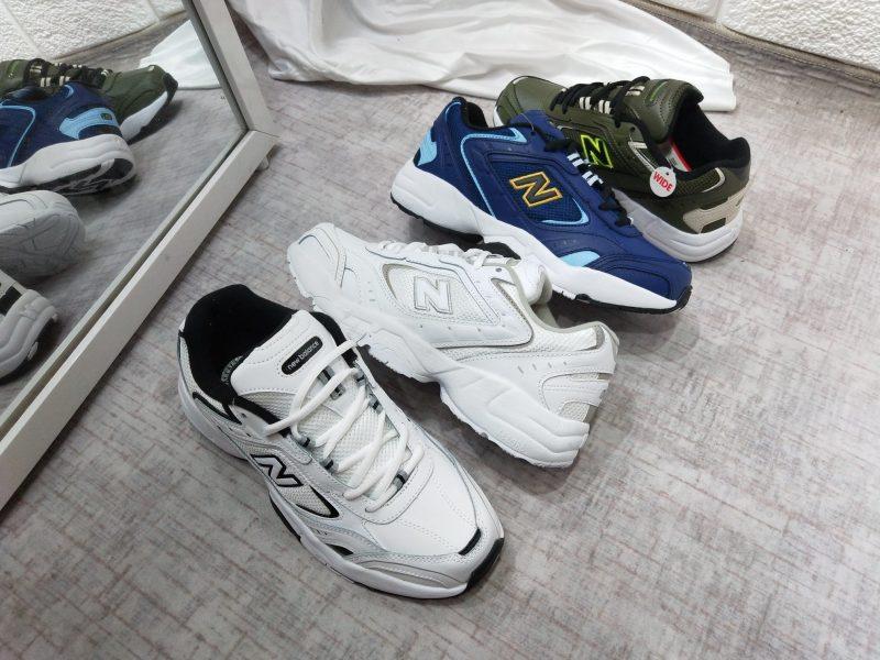 老爹鞋, 新百伦452系列, NB452