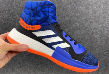Adidas约翰沃尔2018款爆米花男子篮球鞋