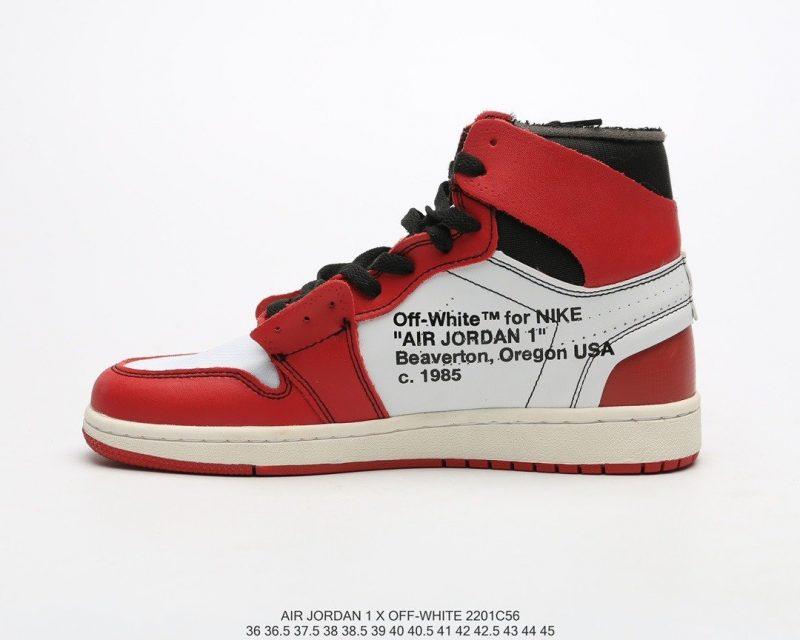 北卡蓝, 乔丹1代系列篮球鞋, OFF-WHITE x, AJ联名款, Aj1, Air Jordan 1, Air Jordan
