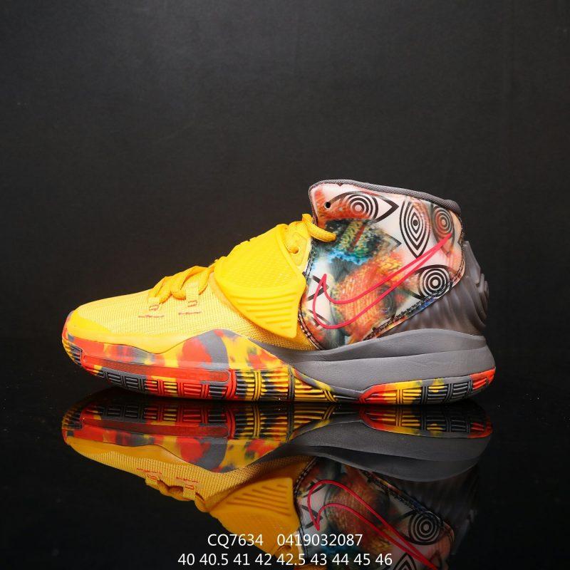 欧文篮球鞋, 欧文6, Kyrie 6