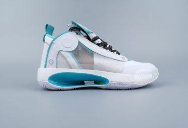 耐克AIR JORDAN AJ34郭艾伦同款XXXIV乔丹34代实战篮球鞋