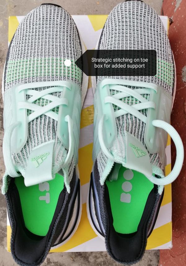 阿迪达斯爆米花, Ultraboost 19, UB19跑鞋