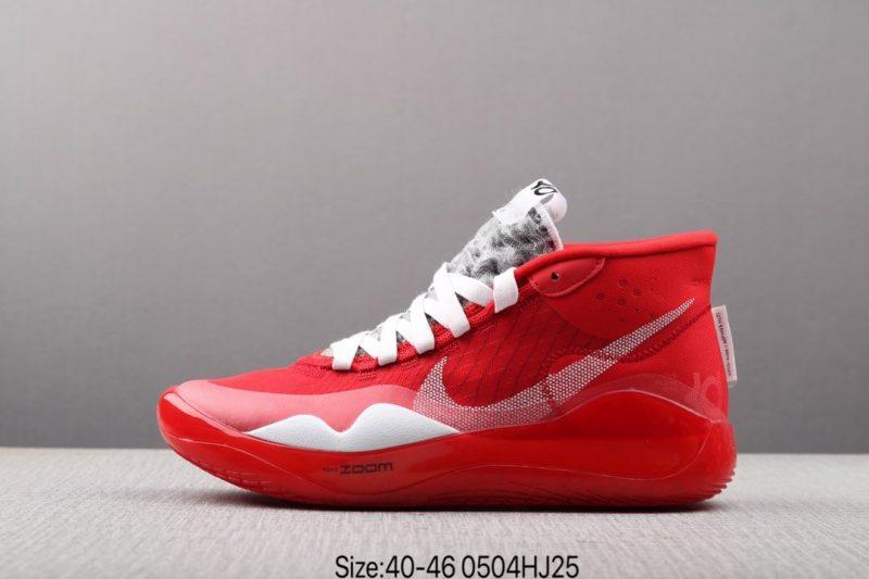实战篮球鞋, 凯文·杜兰特, Kevin Durant篮球鞋, KD 12