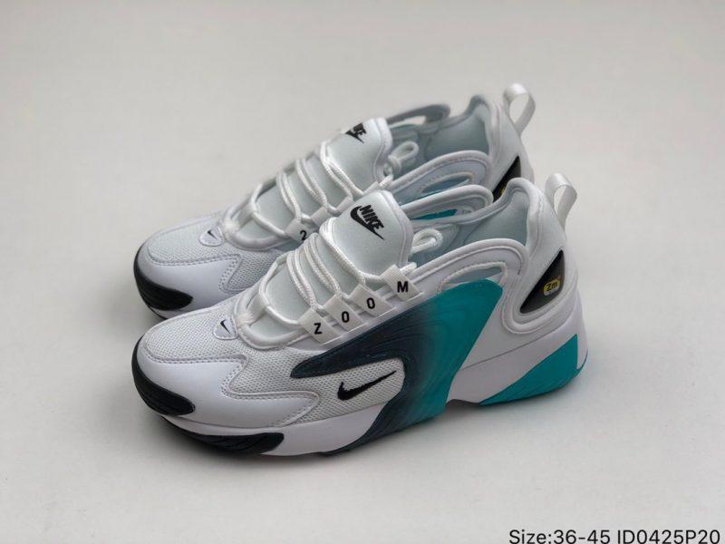 跑步鞋, 老爹鞋, Nike Zoom 2K