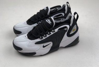 耐克ZOOM 2K老爹鞋复古休闲跑步鞋
