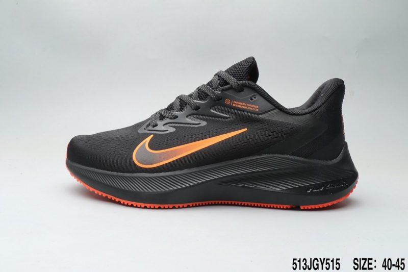 中性跑步鞋, Air Zoom Winflo 7