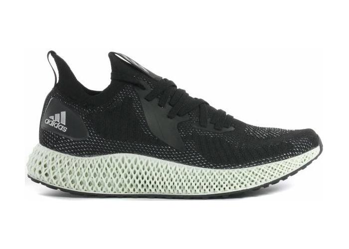 阿迪达斯4D, 跑鞋, Primeknit鞋面, Alphaedge 4D, Adidas跑鞋