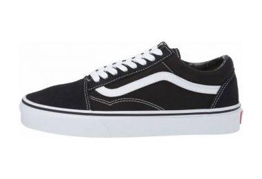 万斯 Vans Old Skool 低帮休闲滑板鞋 情侣鞋