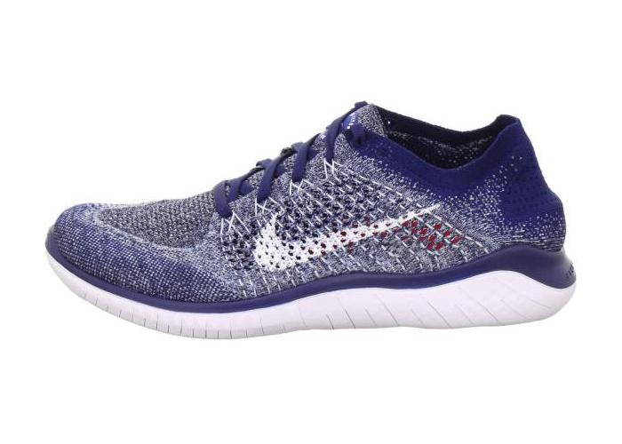 赤足跑鞋, 耐克跑鞋, Free RN Flyknit 2018