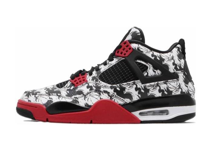 乔丹篮球鞋, Michael Jordan, AJ篮球鞋, AJ 4, Air Jordan IV, Air Jordan 4