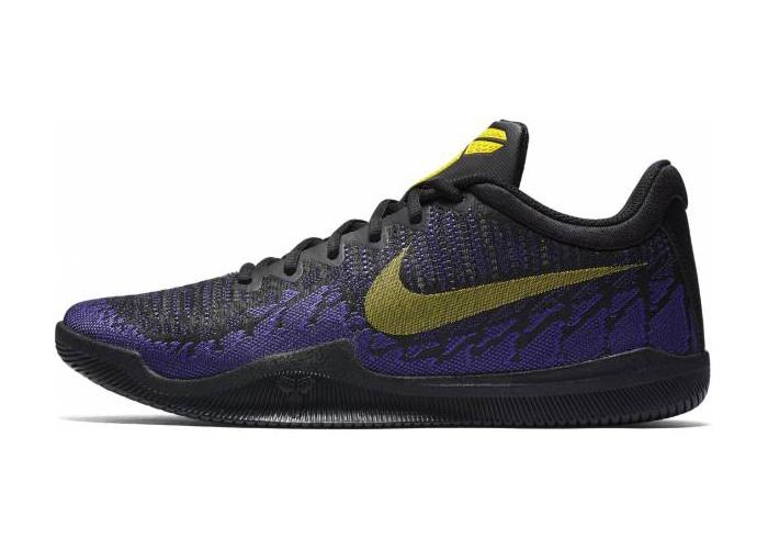 低帮篮球鞋, Mamba Rage, Kobe Bryant