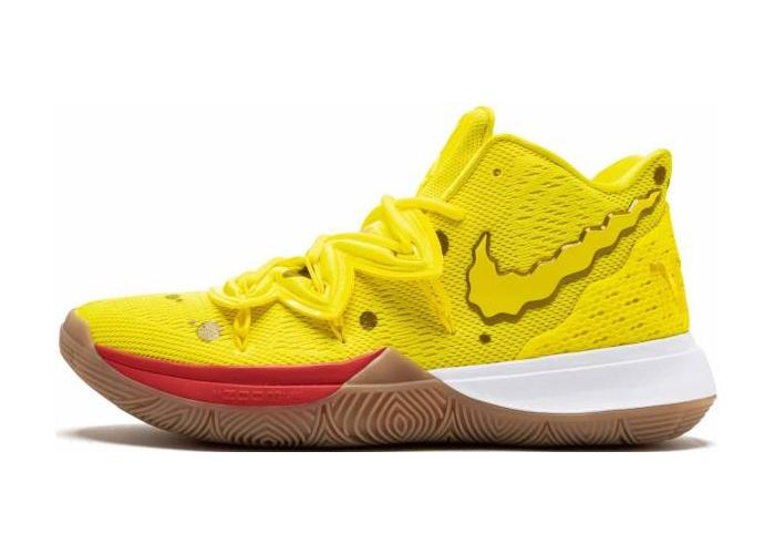 欧文5, 实战篮球鞋, Nike Kyrie 5