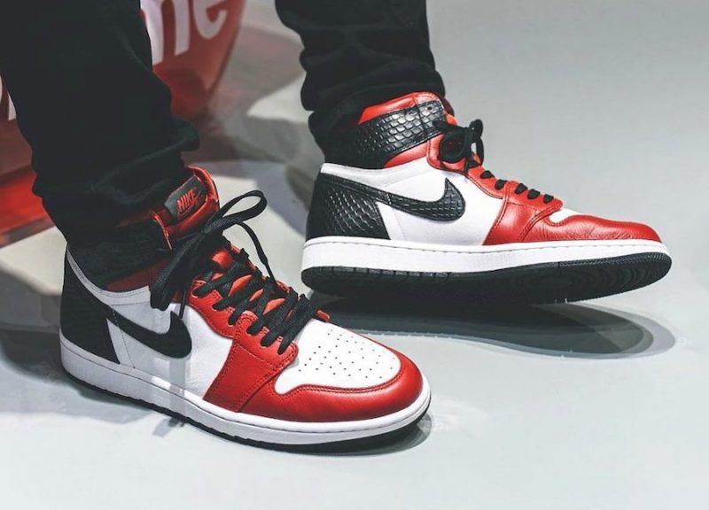 SATIN SNAKE, AIR JORDAN 1 HIGH OG, Air Jordan 1