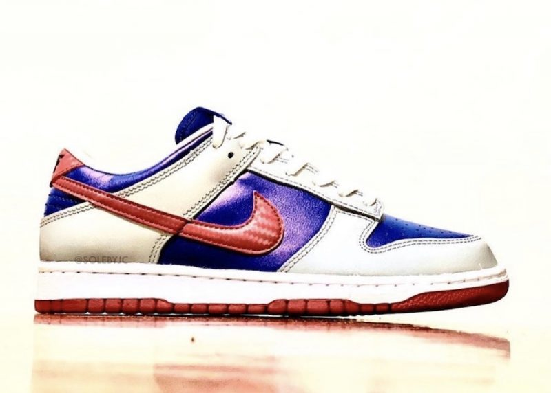 SAMBA, Nike Dunk Low, Hyper Blue