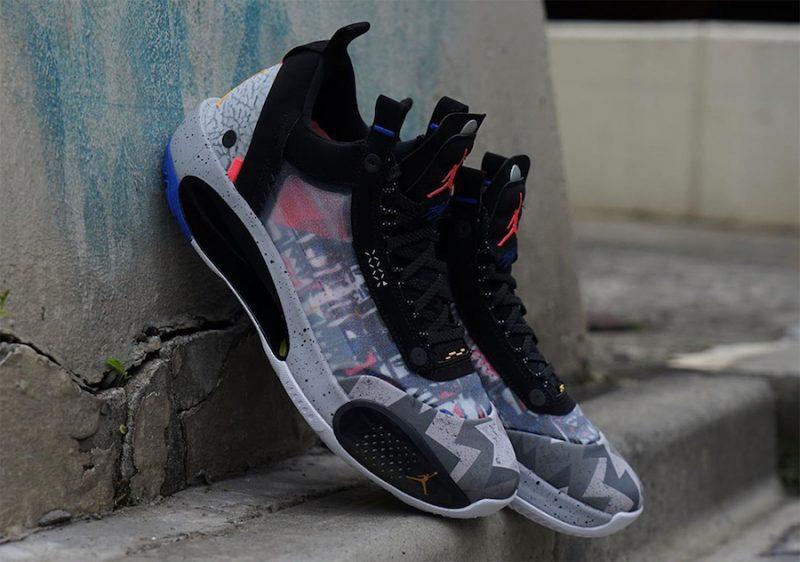 Jordan Brand, Air Jordan 34, Air Jordan