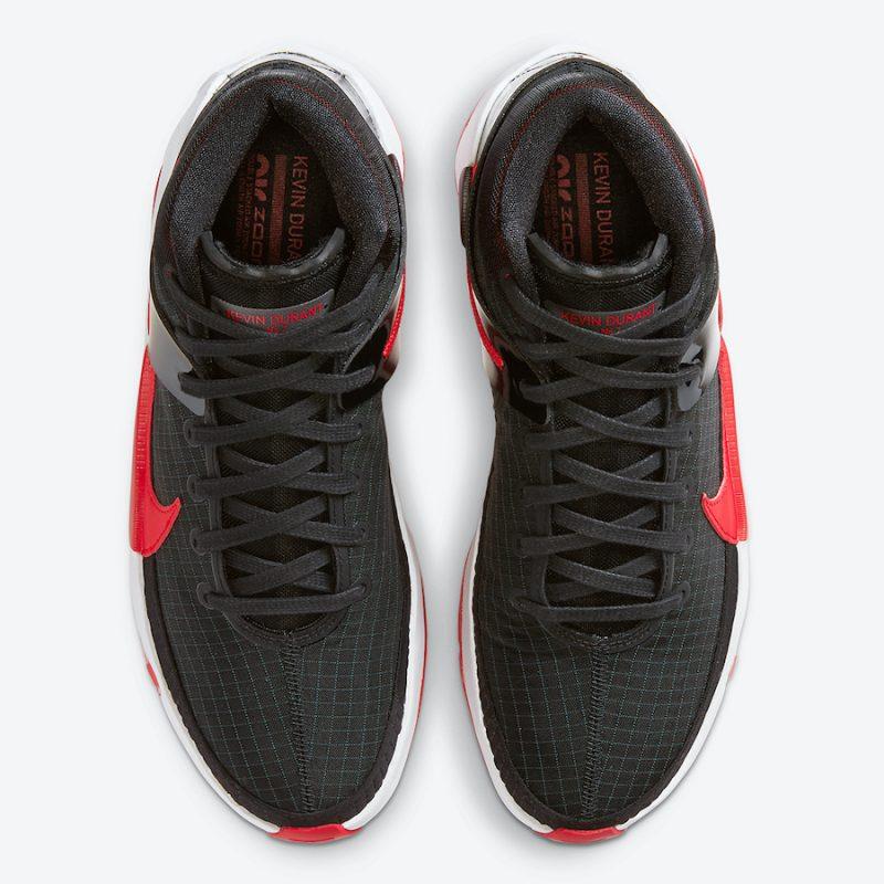 NIKE KD 13 BRED, Nike KD 13, Kevin Durant, Bred