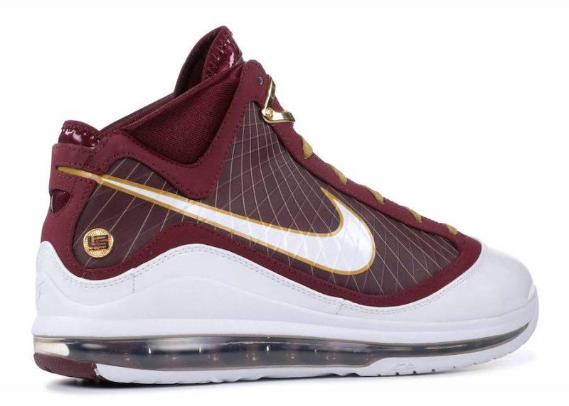 Nike LeBron 7, Christ The King, Air Max