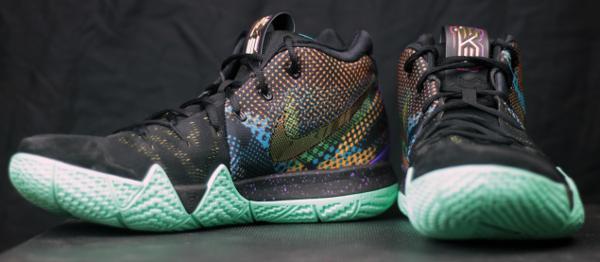 耐克Kyrie 4, 欧文四代篮球鞋, 欧文4