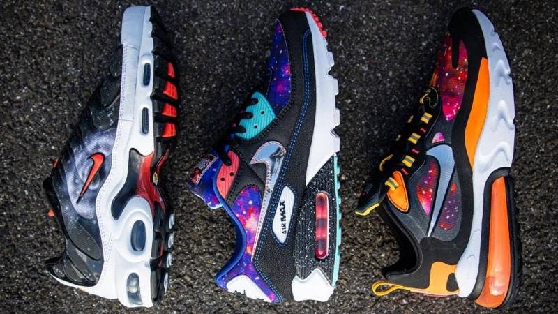 The Sole Supplier, Supernova 2020, Nike Air Max, Galaxy, Air Max 90