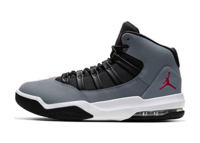02181705280 - 实战篮球鞋, 乔丹篮球鞋, Max Aura, Jordan Max Aura, AJ篮球鞋