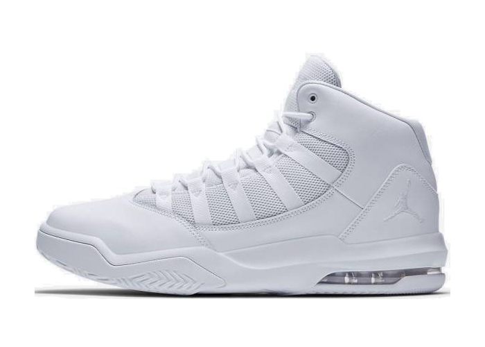 02181708108 - 实战篮球鞋, 乔丹篮球鞋, Max Aura, Jordan Max Aura, AJ篮球鞋