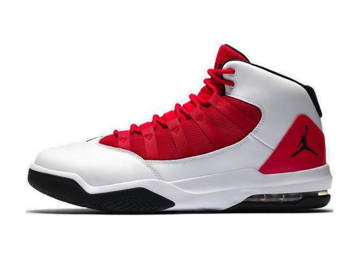 02181709310 - 实战篮球鞋, 乔丹篮球鞋, Max Aura, Jordan Max Aura, AJ篮球鞋