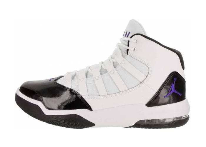 02181710258 - 实战篮球鞋, 乔丹篮球鞋, Max Aura, Jordan Max Aura, AJ篮球鞋